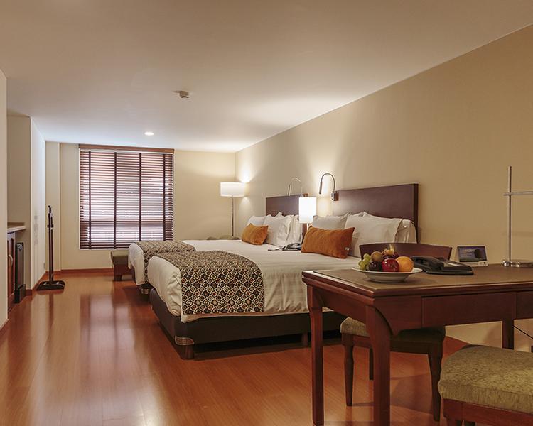 HABITACIÓN SUPERIOR Hotel ESTELAR Suites Jones Bogotá